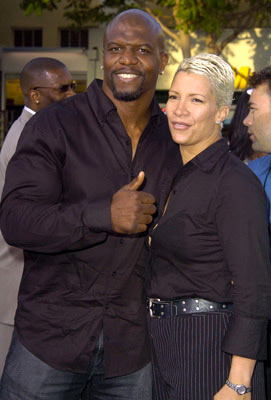 Premiere: Terry Crews at the L.A. premiere of MGM's Soul Plane - 5/17/2004