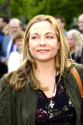 Premiere: Theresa Russell at the LA premiere of Paramount's Changing Lanes - 4/7/2002