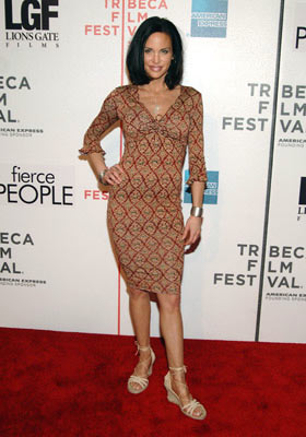 Tia Texada Fierce People premiere - Tribeca Film Festival April 23, 2005 - New York, NY