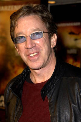 Premiere: Tim Allen at the Westwood premiere of Collateral Damage - 2/4/2002