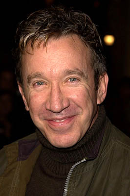 Premiere: Tim Allen at the Westwood premiere of Warner Brothers' Harry Potter and The Sorcerer's Stone - 11/14/2001