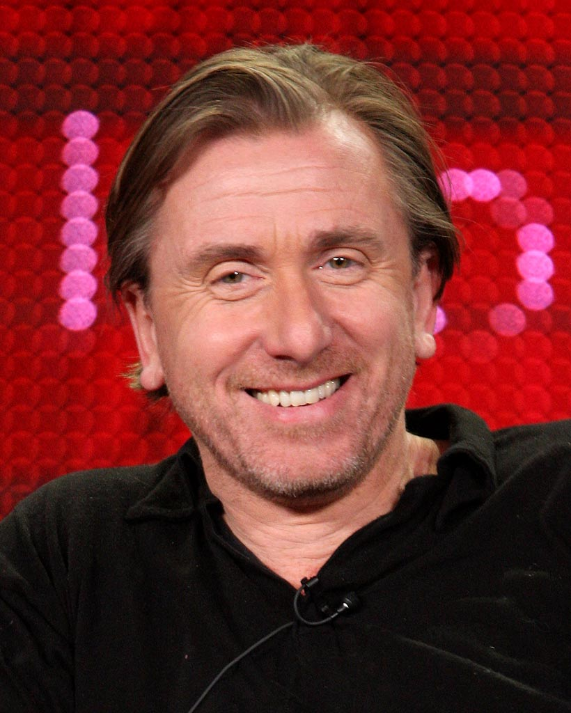 "Tim Roth of the television show ""Lie to Me"" attends the Fox Network portion of the 2009 Winter Television Critics Association Press Tour at the Universal Hilton Hotel on January 13, 2009 in Los Angeles, California."