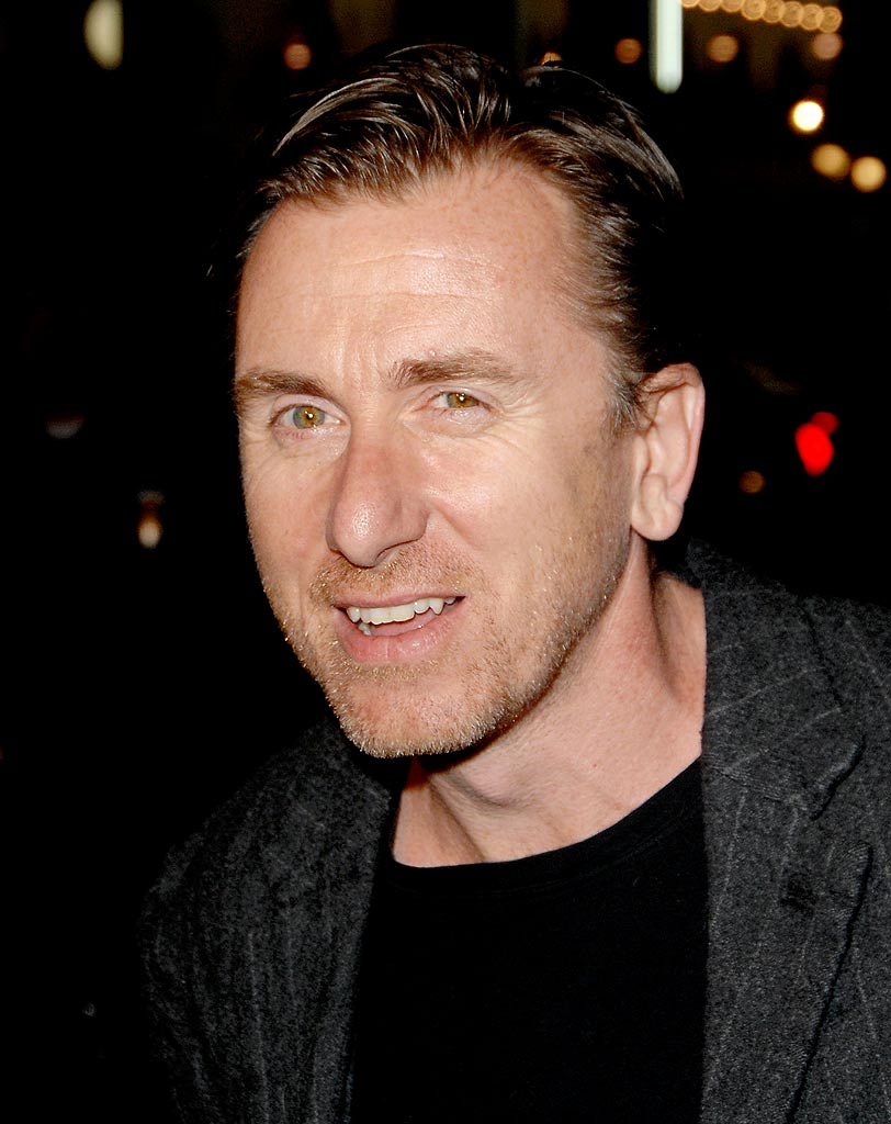 "Tim Roth arrives at the Los Angeles Premiere of ""10,000 B.C."" at Grauman's Chinese Theater on March 5, 2008 in Hollywood, California."