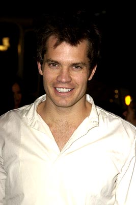 Premiere: Timothy Olyphant at the LA premiere of New Line's A Man Apart - 4/1/2003