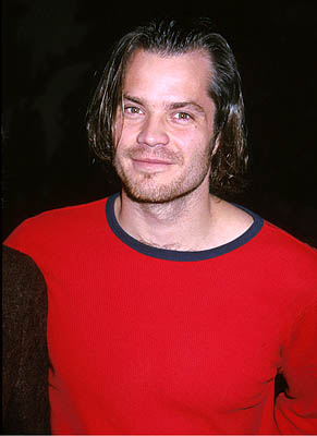 Premiere: Timothy Olyphant at the Hollywood premiere of Lions Gate's Shadow of the Vampire - 12/29/2000