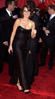 Tina Fey Emmy Awards - 9/22/2002