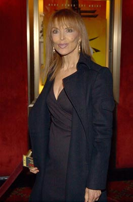 Premiere: Tina Louise at the New York premiere of Miramax's Kill Bill: Volume 1 - 10/7/2003