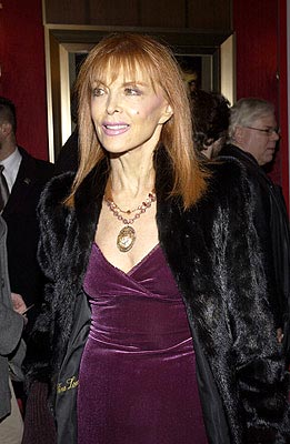 Premiere: Tina Louise at the New York premiere of Miramax's Gangs of New York - 12/9/2002
