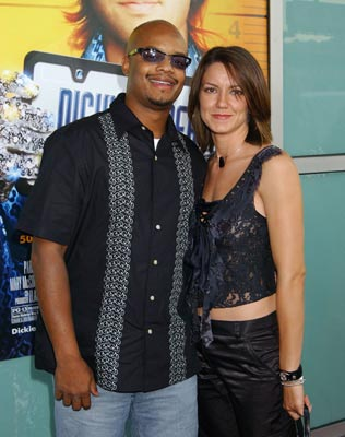 Premiere: Todd Bridges at the LA premiere of Paramount's Dickie Roberts: Former Child Star - 9/3/2003
