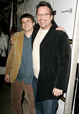 Jason Ritter and Tom Arnold Happy Endings Premiere - 1/20/2005 Sundance Film Festival