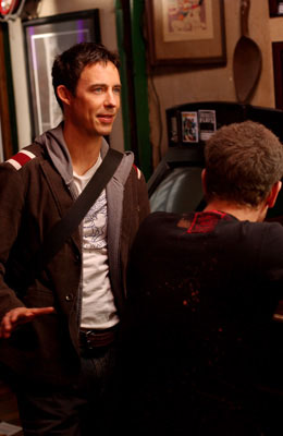 "Tom Cavanagh as Tom Farrell CBS' ""Love Monkey"""