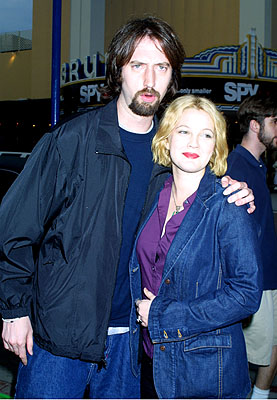 Premiere: Tom Green and Drew Barrymore at the Westwood premiere of 20th Century Fox's Freddy Got Fingered - 4/18/2001