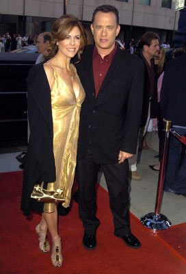 Premiere: Rita Wilson and Tom Hanks at the Beverly Hills premiere of DreamWorks' The Terminal - 6/9/2004