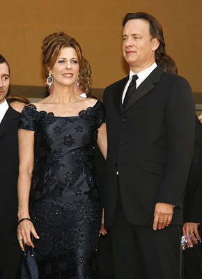 "Tom Hanks and Rita Wilson ""The Da Vinci Code"" Premiere - 5/17/2006 2006 Cannes Film Festival"