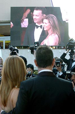 Tom Hanks and Rita Wilson The Ladykillers premiere Cannes Film Festival - 5/18/2004