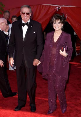 Tom Poston and Suzanne Pleshette Emmy Awards - 9/22/2002