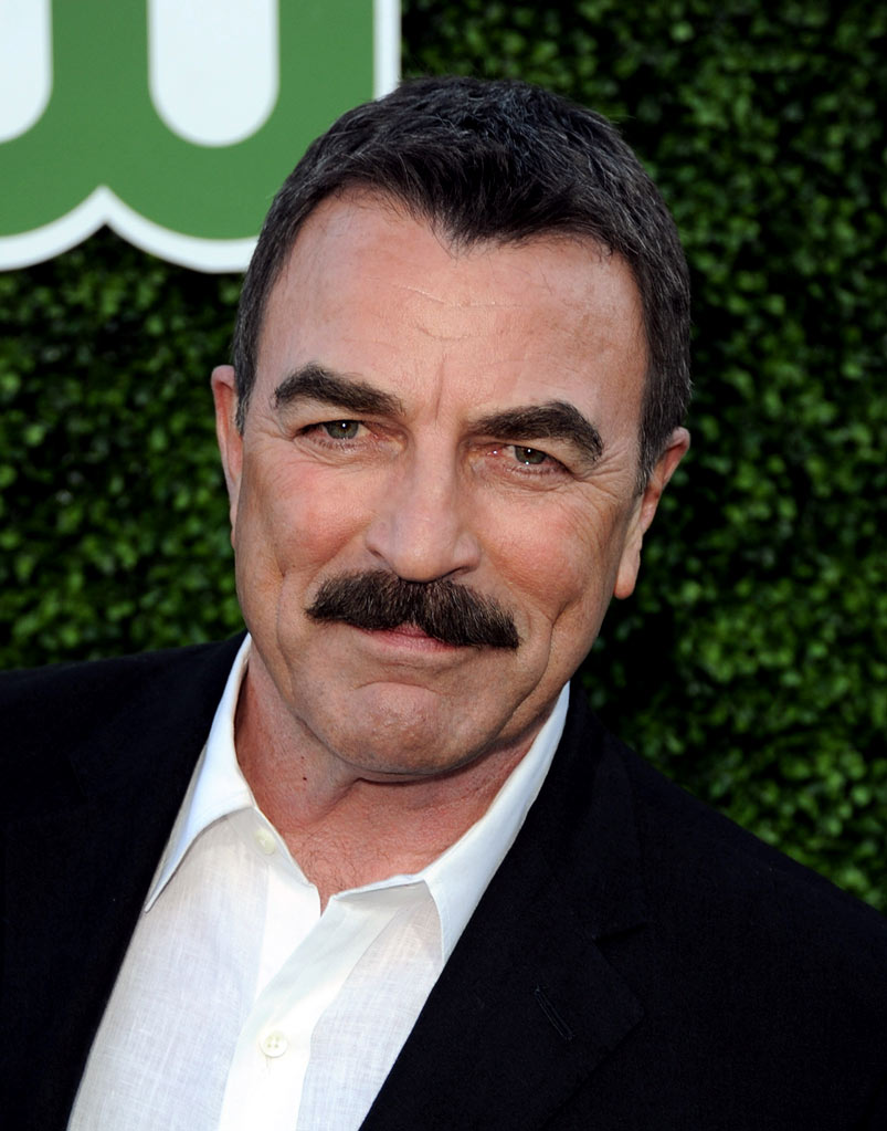 """Blue Bloods's"" Tom Selleck arrives at the TCA Summer 2010 CBS/The CW/Showtime ""Star Party in the Tent"" on July 28, 2010 in Beverly Hills, California."