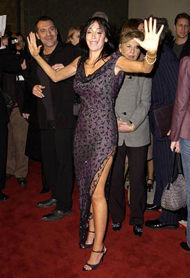 Premiere: Tom Sizemore and Heidi Fleiss at the Beverly Hills premiere of Columbia's Black Hawk Down - 12/18/2001