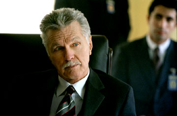 "Tom Skerritt TNT's ""The Grid"""