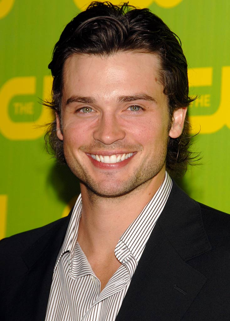 Tom Welling at The CW Launch Party.