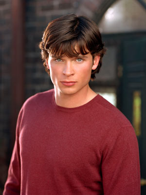 Tom Welling The WB's Smallville