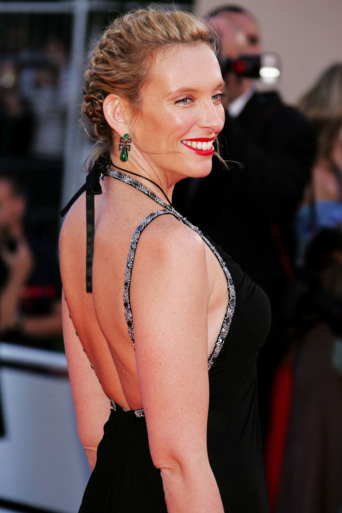 Toni Collette attends the premiere of the movie 'Zodiac' at the Palais des Festivals during the 60th International Cannes Film Festival on May 17, 2007 in Cannes, France.