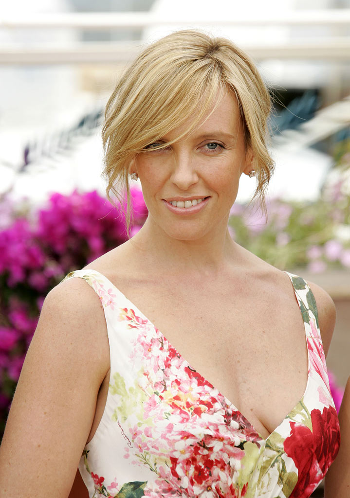 Toni Collette at the 2007 Cannes Film Festival,