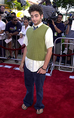 Premiere: Tony Denman at the Westwood premiere of Universal's The Fast and The Furious - 6/18/2001