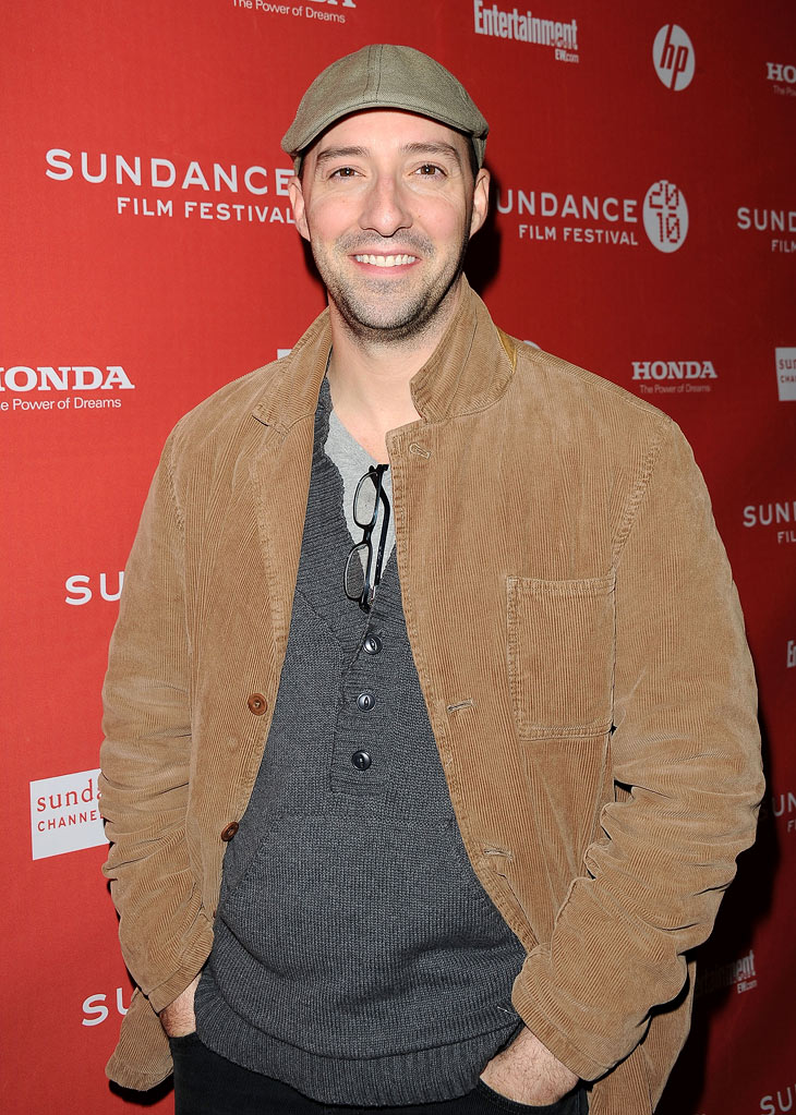 "Tony Hale attends the ""happythankyoumoreplease"" Premiere at Eccles Center Theatre during the 2010 Sundance Film Festival on January 22, 2010 in Park City, Utah."