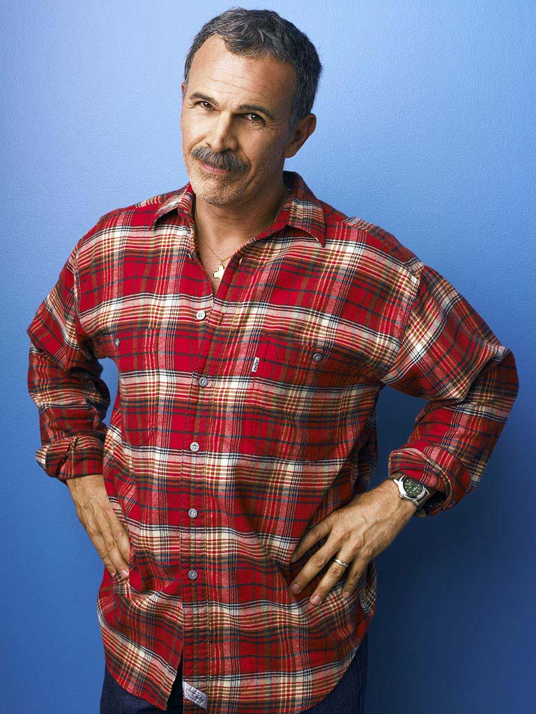 Tony Plana stars as Ignacio on the ABC Television Network's Ugly Betty.