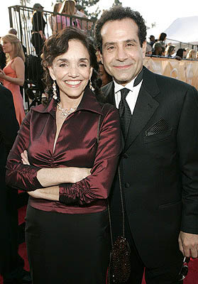 Brooke Adams and Tony Shalhoub Screen Actors Guild Awards - 2/5/2005