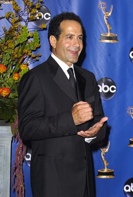 Tony Shalhoub Presenter for Outstanding Writing for a Variety, Music or Comedy Program Emmy Awards - 9/19/2004