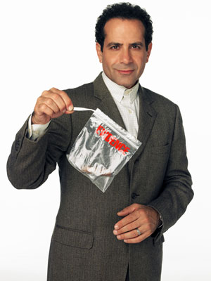 Tony Shalhoub as Adrian Monk USA Network's Monk