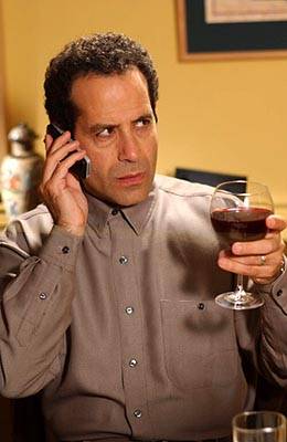 Tony Shalhoub as Adrian Monk Monk on USA Network