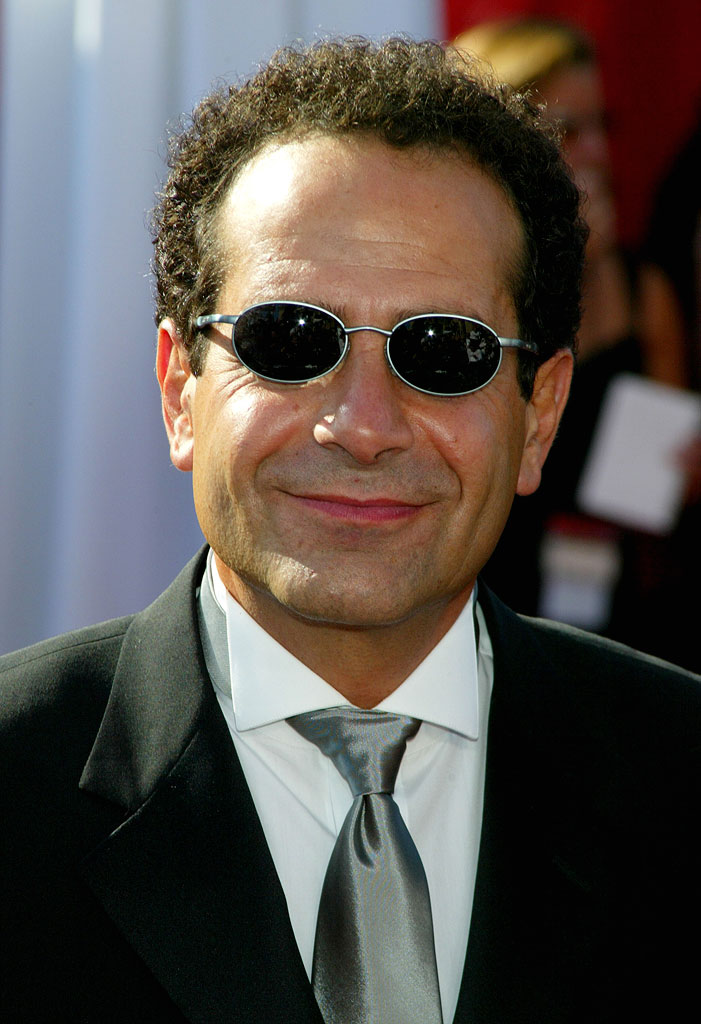Tony Shalhoub at The 55th Annual Primetime Emmy Awards.