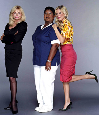 "Loni Anderson, Cleo King, Tori Spelling VH-1's ""So Notorious"""