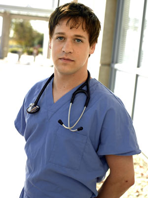 T.R. Knight ABC's Grey's Anatomy