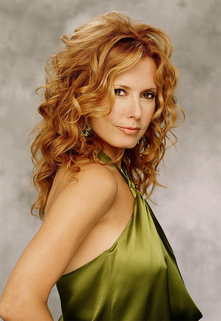 Tracey Bregman stars as Lauren Fenmore Grainger in The Young and the Restless on CBS.