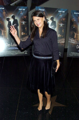 Premiere: Tracey Ullman at the New York premiere of MGM's De-Lovely - 6/21/2004