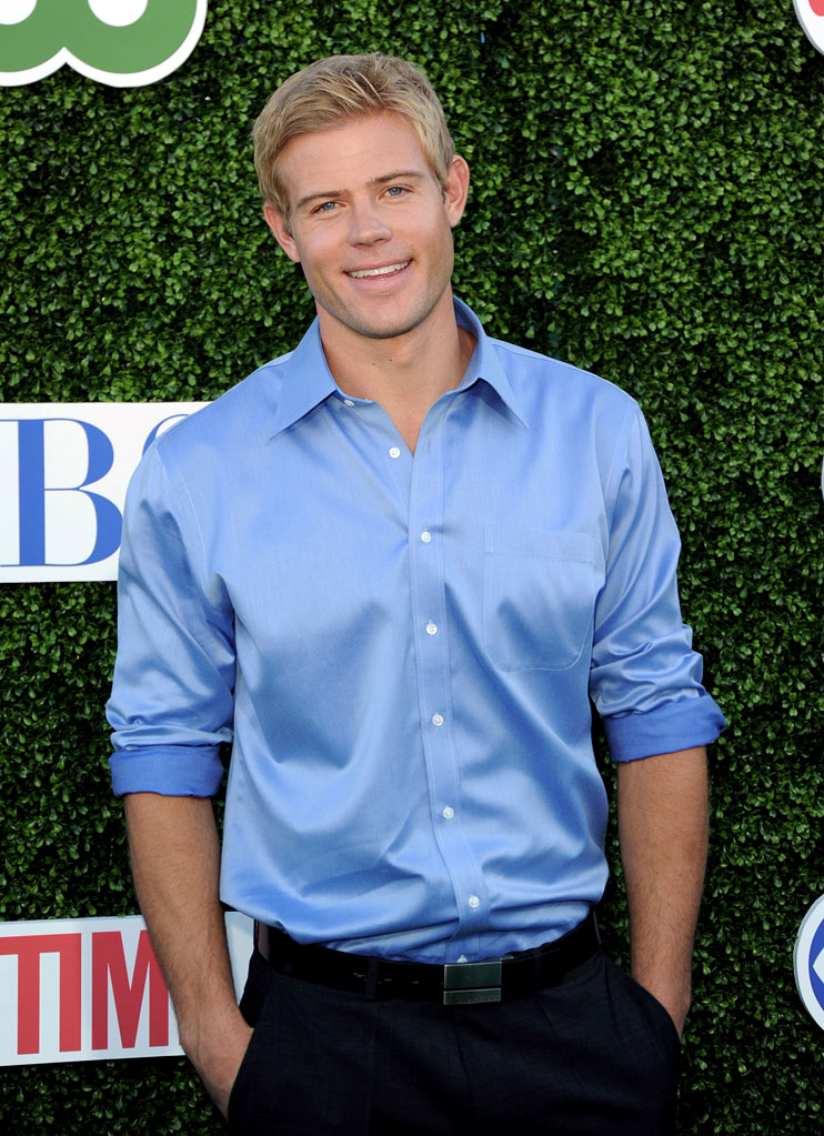 """90210's"" Trevor Donovan arrives at the TCA Summer 2010 CBS/The CW/Showtime ""Star Party in the Tent"" on July 28, 2010 in Beverly Hills, California."