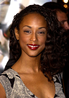 Premiere: Trina McGee Davis at the Westwood premiere of K-Pax - 10/22/2001
