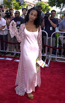 Premiere: Trina McGee Davis at the Westwood premiere of Universal's The Fast and The Furious - 6/18/2001