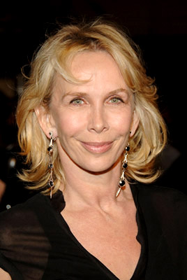 Premiere: Trudie Styler at the NY premiere of Paramount's Mission: Impossible III - 5/3/2006