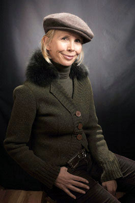 Trudie Styler Hollywood Life House Studio - 1/21/2006 2006 Sundance Film Festival