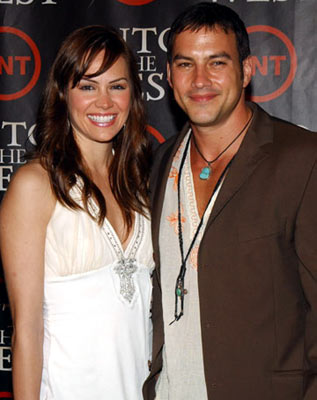 "Natalia Livingston and Tyler Christopher ""Into the West"" Los Angeles Premiere - 6/8/2005"