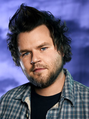 Tyler Labine ABC's Invasion