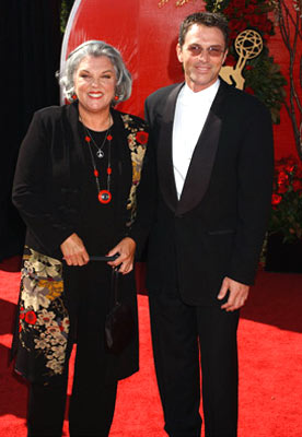 Tyne Daly and Tim Daly 56th Annual Emmy Awards - 9/19/2004