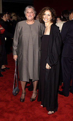 Tyne Daly and Amy Brenneman 53rd Annual Emmy Awards - 11/4/2001