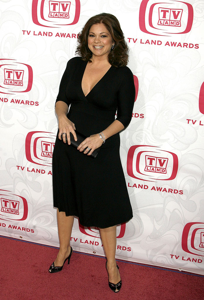 Valerie Bertinelli at the 5th Annual TV Land Awards.