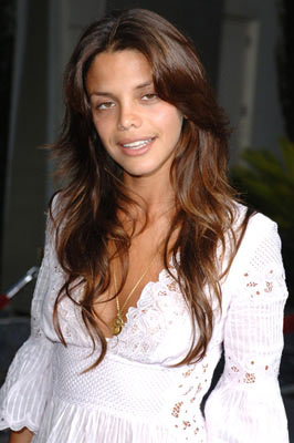 Premiere: Vanessa Ferlito at the Hollywood premiere of Paramount Classics' Hustle & Flow - 7/20/2005